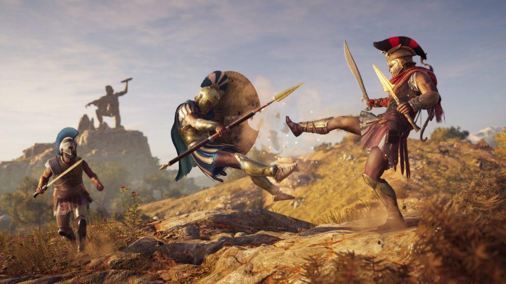 großer Diskontverkauf herausragende Eigenschaften gut aus x Auf dem Olymp der Spielreihe: »Assassin's Creed Odyssey ...