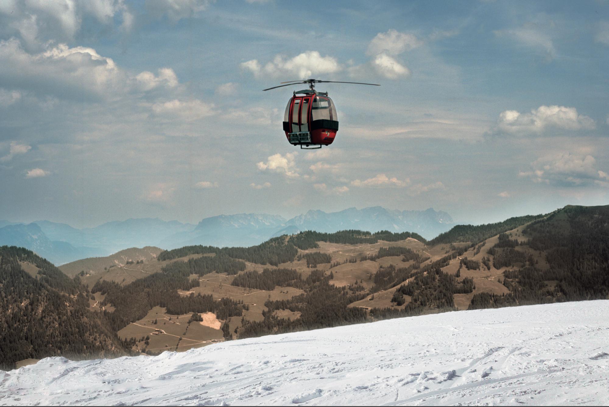 »Alpbach 2119« © Buero Butter