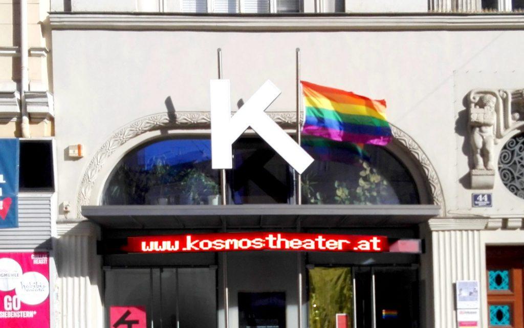 Kosmos Theater © Oliver Maus