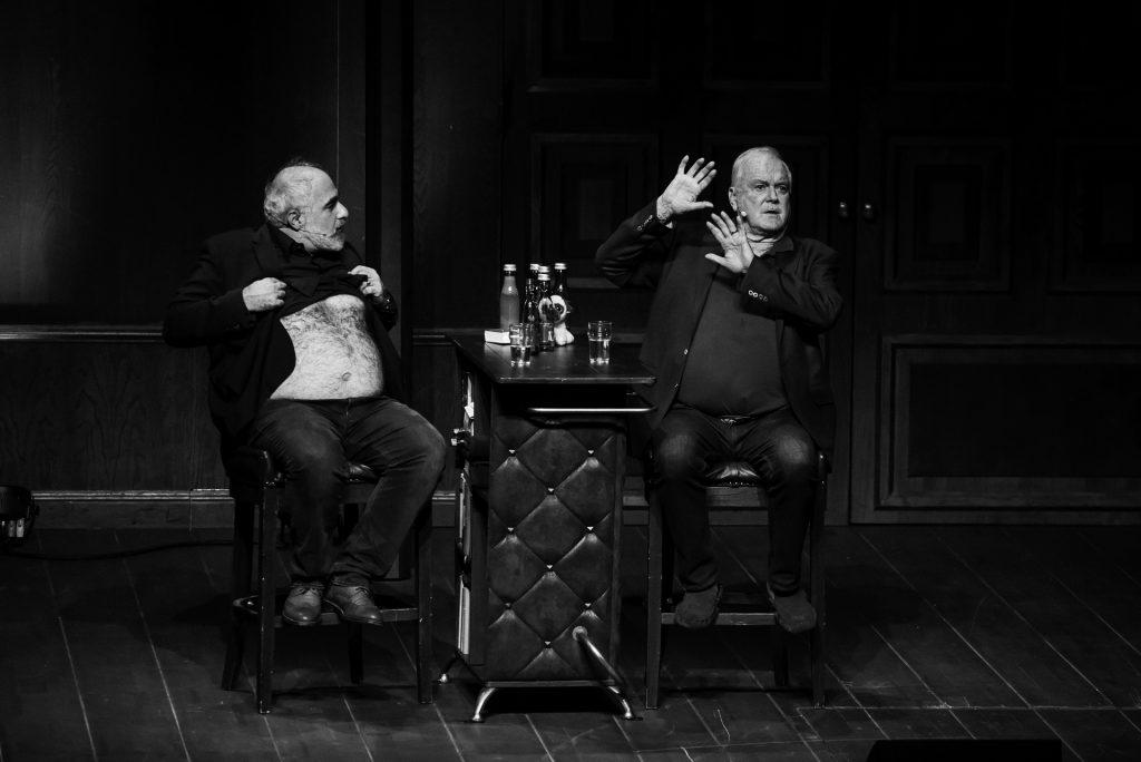 John Cleese & Michael Niavarani