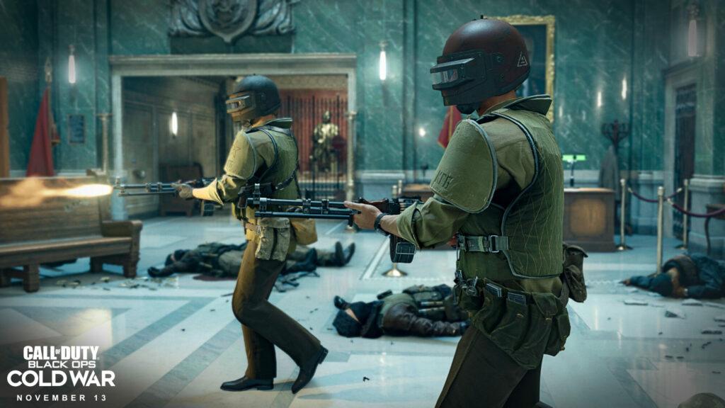 Eine Mission in der KGB-Zentrale