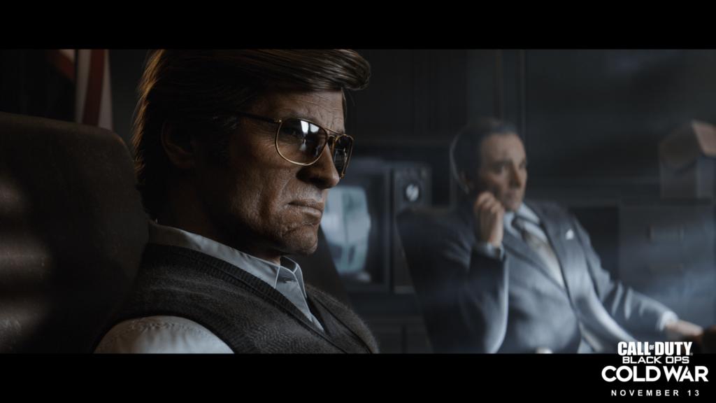 Eine Szene aus »Black Ops Cold War«
