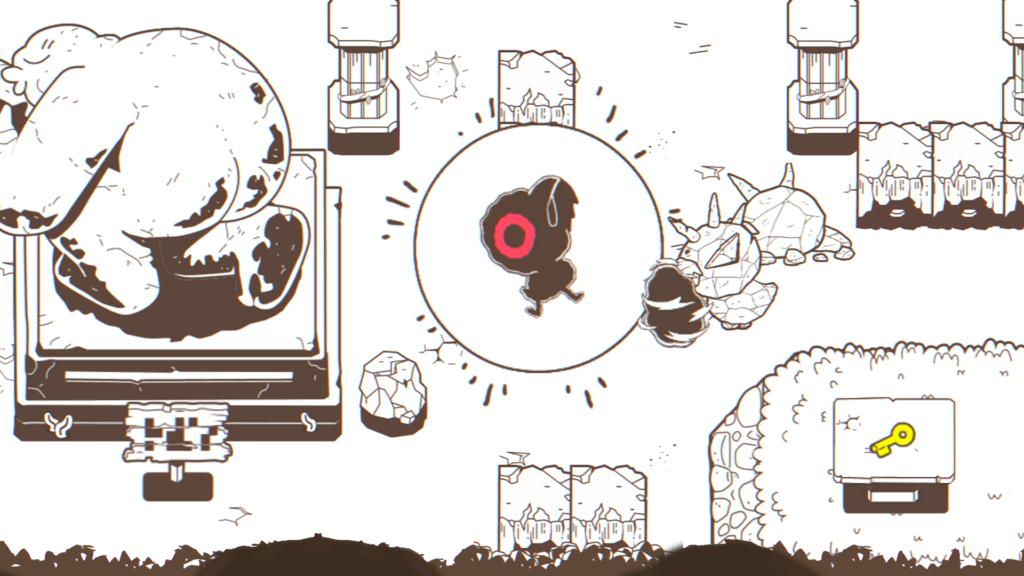 Screenshot zum Spiel »Ponpu«