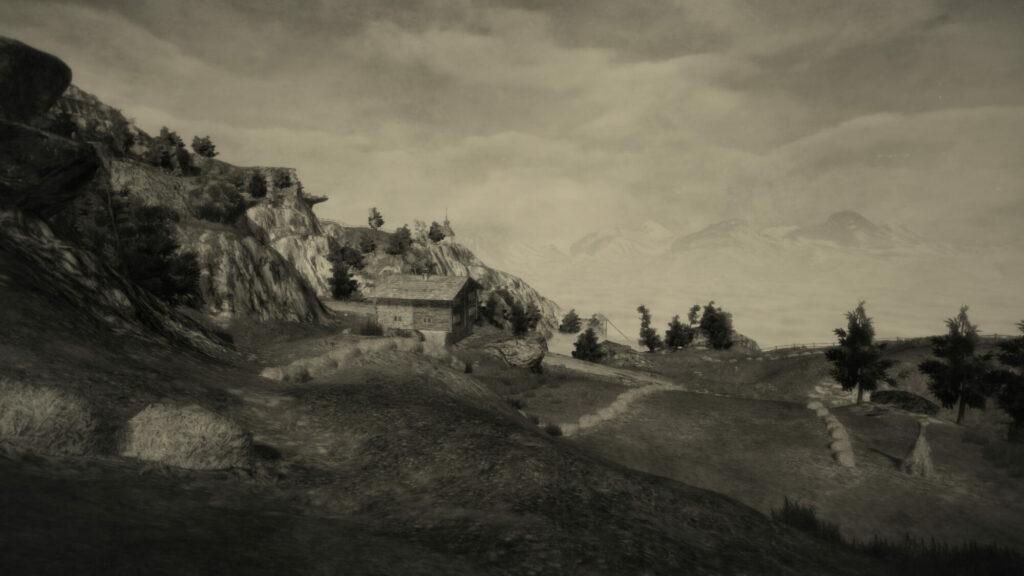 Screenshot aus Mundaun