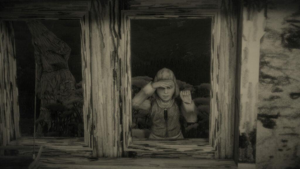 Ein Screenshot aus dem Spiel Mundaun
