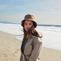 Sonia Ben Ammar in der neuen Kampagne von Zalando