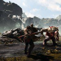 God of War: Vater und Sohn statt Blut und Busen