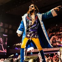 Konzertfotos: Thirty Seconds To Mars in der Wiener Stadthalle