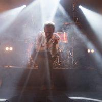 Plattentaufe im Wuk: Kreisky und Publikum feierten das neue Album »Blitz«